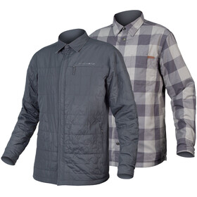Endura Hummvee Shacket II Multifunctioneel Longsleeve Shirt Heren, fossil